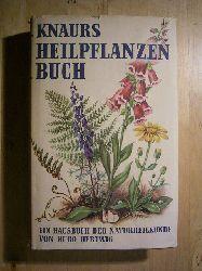 Hertwig, Hugo.  Knaurs Heilpflanzenbuch. Ein Hausbuch der Naturheilkunde.