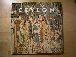 Keuneman, Herbert.  Ceylon in Pictures.
