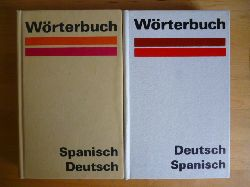 Koch, Herbert (Hrsg.).  Wörterbuch Deutsch-Spanisch. Diccionario Alemán-Espanol. Wörterbuch Spanisch-Deutsch. Diccionario Espanol- Alemán. 2 Bände.