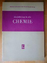 Kunisch, Johannes.  Einführung in die Chemie. Studienmaterial für die Erwachsenenbildung.