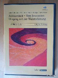Reddemann, Luise, Klaus Renn Eckhard Roediger u. a.  Achtsamkeit - Vom bewussten Umgang mit der Wahrnehmung. MP3-CD.