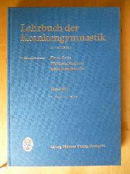 Cotta, Horst, Wolfgang Heipertz und Hede Teirich-Leube (Hrsg.).  Lehrbuch der Krankengymnastik. Band 3. Chirurgie, Unfallheilkunde, Orthopädie, Frauenheilkunde.