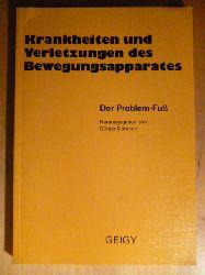 Dahmen, Günter (Hrsg.).  Der Problem-Fuß. 2. Hamburger Orthopädisches Symposium. 20. September 1986 über Verletzungen des Bewegungsapparates.