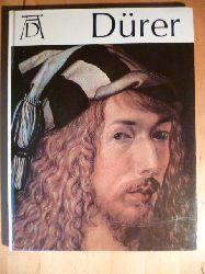 Brons, Martin (Zusammenstellung).  Albrecht Dürer. Auswahl aus Schriften Dürers und aus Schriften über Dürer von Matthias Mende. Zeittafel von Ulf von Dewitz.