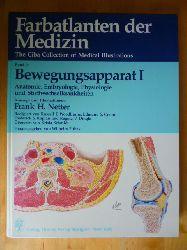 Firbas, Wilhelm (Herausgeber).  Farbatlanten der Medizin. Band 7. Bewegungsapparat. I. Anatomie, Embryologie, Physiologie und Stoffwechselkrankheiten.