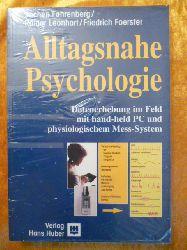 Fahrenberg, Jochen, Rainer Leonhart und Friedrich Foerster.  Alltagsnahe Psychologie. Datenerhebung im Feld mit hand-held PC und physiologischem Mess-System.