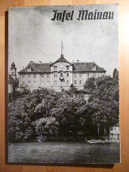 Humpert, Theodor.  Die Insel Mainau im Bodensee. Lichtbilder von Martin R. Hamacher.