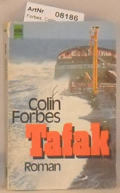 Forbes, Colin  Tafak