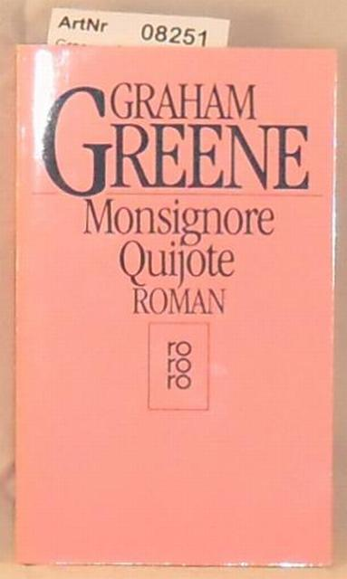 Greene, Graham  Monsignore Quijote