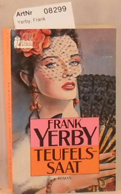 Yerby, Frank  Teufelssaat