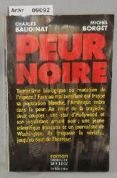 Baudinat, Charles / Michel Borget  Peur Noire