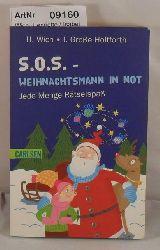 Wich, Henriette / Isabel Große-Holtforth  S.O.S. - Weihnachtsmann in Not - Jede Menge Rätselspaß