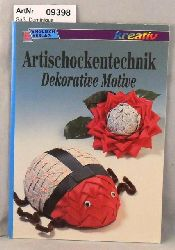 Saß, Dominique  Artischockentechnik - Dekorative Motive