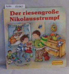 Jentner, Edith  Der riesengroße Nikolausstrumpf