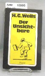Wells, H.G.  Der Unsichtbare
