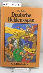 Dahn, Therese  Deutsche Heldensagen