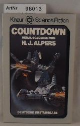 Alpers, H.J. (Hrsg.)  Countdown - Science-Fiction-Erzählungen