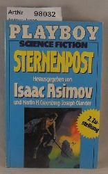 Asimov, Isaac  Sternenpost - 2. Zustellung - Stories
