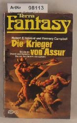 Howard, Robert E. / Ramsey Campbell  Die Krieger von Assur - Berühmte Sword-and Sorcery-Stories