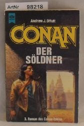 Offutt, Andrew J.  Conan der Söldner / 3. Band der Conan-Saga