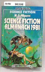 Alpers, H.J.  Science Fiction Almanach 1981