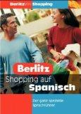 Berlitz mini. Shopping auf Spanisch. Der ganz spezielle Sprachführer