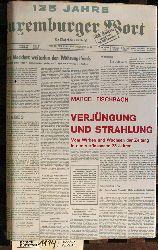 Fischbach, Marcel.  125 Jahre Luxemburger Wort Verjüngung und Strahlung Vom Wirken und Wachsen der Zeitung in den verflossenen 25 Jahren