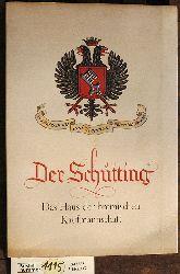 Entholt, Hermann.  Der Schütting Das Haus der Bremischen Kaufmannschaft