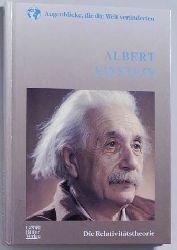 Macdonald, Fiona.  Albert Einstein : die Relativitätstheorie. Übers. aus dem Engl. von Babette Kösling und Hannah Madrigal, Augenblicke, die die Welt veränderten