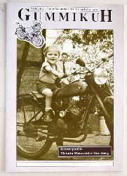GummikuH # 7/15. Dezember 1989. Fachzeitschrift über Motorräder der 50er und 60er Jahre