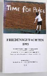 Mutz, Reinhard (Hrsg.), Bruno (Hrsg.) Schoch und Friedhelm Solms.  Friedensgutachten 1995. IFSH, HSFK, FEST: