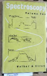 Walker, S. and H. Straw.  Spectroscopy Vol. Two. Ultra - violet. Visible, Infra - red and Raman Spectroscopy.