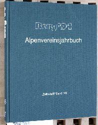 """Baumgartner, Peter (Red.).  Berg ` 94 - Alpenvereinsjahrbuch """"Zeitschrift"""" Band 118."""