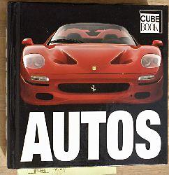 Enzo Rizzo.  Autos. Cube Book.