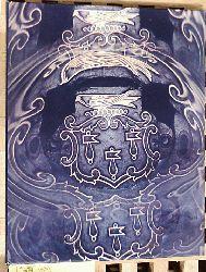 Societe Martell-Cognac.  COGNAC J.F. MARTELL. 1715.