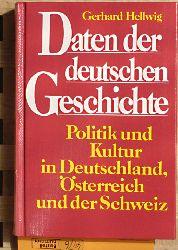 Hellwig, Gerhard.  Daten der deutschen Geschichte : Politik und Kultur in Deutschland, Österreich und in der Schweiz.