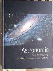 Astronomie. Eine Einführung in das Universum der Sterne.