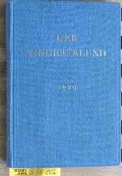 Der Kinderfreund. Beilage der Sozialdemokratischen Tageszeitungen. 1929. Nr. 1 - 26. Reichsarbeitsgemeinschaft der Kinderfreunde (Hrsg.)