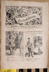 Seifenschaum Humoristische Beilage zur deutschen Warte. 1900. 25 Ausgaben.