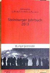 Boldt, Christian [Hrsg.].  Steinburger Jahrbuch 2013 Bürgerproteste.