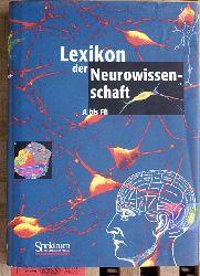 Lexikon der Neurowissenschaft. - Erster Band  A bis Ffi