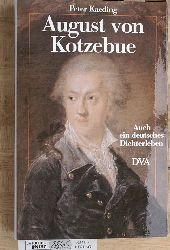 Kaeding, Peter.  August von Kotzebue. Auch ein deutsches Dichterleben.
