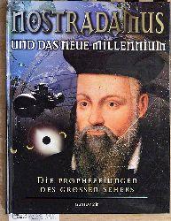 Jordan, Michael.  Nostradamus und das neue Millennium. Die Prophezeiungen des grossen Sehers.