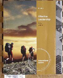 Achua, Christopher F. and Robert N. Lussier.  Effektive Leadership Internationasl Edition