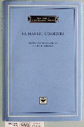 Grund, Gary R. [Ed.].  Humanist Comedies The I Tatti Rneaissance Library