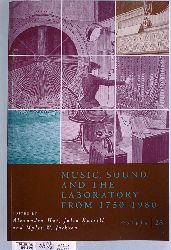 Hui, Alexandra, Julia Kursell and Myles W. Jackson.  Osiris. Music, Sound, and the Laboratory from 1750-1980 Osiris 28. A Research Journal Devoted to the History of Science and Its Cultural Influences.