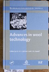 Johnson, Nigel, Ian Russell and N. A. G. Johnson.  Advances in Wool Technology Woodhead Publishing Series in Textiles