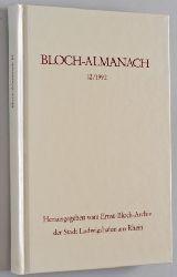 Weigand, Karlheinz.  Bloch - Almanach. 12/1992.