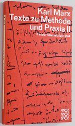 Grassi, Ernesto.  Marx Texte zu Methode und Praxis 2. Pariser Manuskripte 1844.