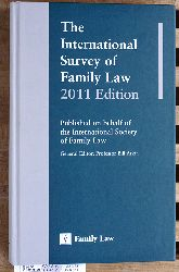 Atkin, Bill [Ed.] and Fareda Banda.  The International Survey of Family Law. 2011 Edition Published on behalf of the International Society of Family Law